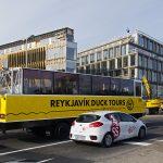 Duck Tours -bussi pysyy pinnalla