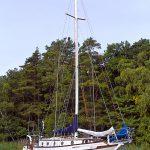 Joshua Slocumin veneen innoittamana rakennettu Taranea Spray