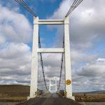 Päätiellä oli kymmenittäin 1-kaistaisia siltoja