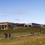 Gullfossin turisti-info, ravintola ja matkamuistomyymälä