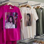 Ehkä sittenkin Björk -paita?