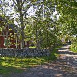 Tagaranna, Saarenmaa