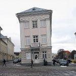Kalteva talo ja taidemuseo, Tartto