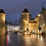 Portti Vanhaankaupunkiin, Tallinna