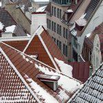 Kattoja Vanhassakaupungissa, Tallinna